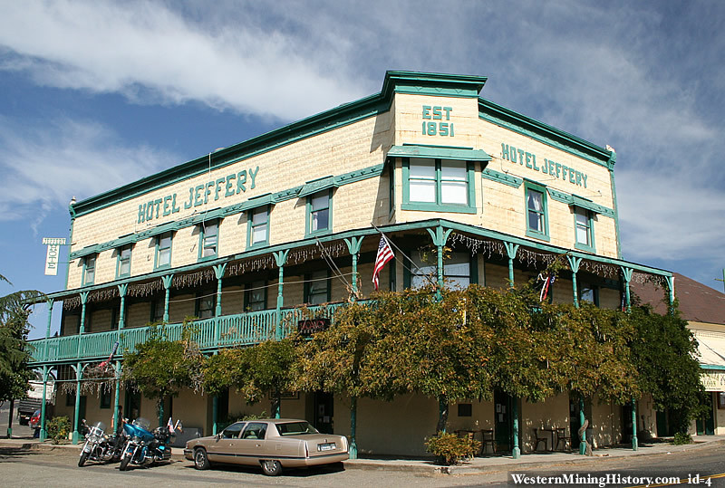 Hotel Jeffery - Coulterville