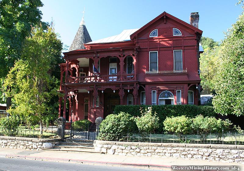 Victorian Home Sonora California
