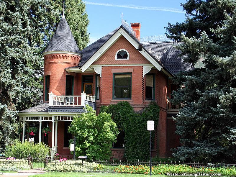 Victorian Home - Aspen Colorado