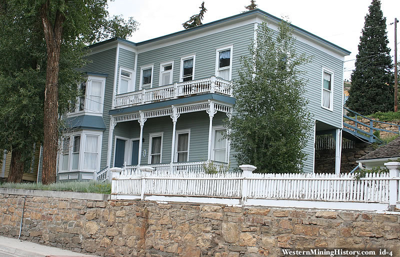 Victorian Home - Central City Colorado