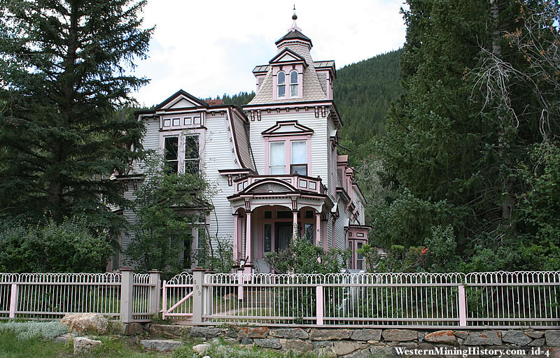 Victorian Home Georgetown Colorado