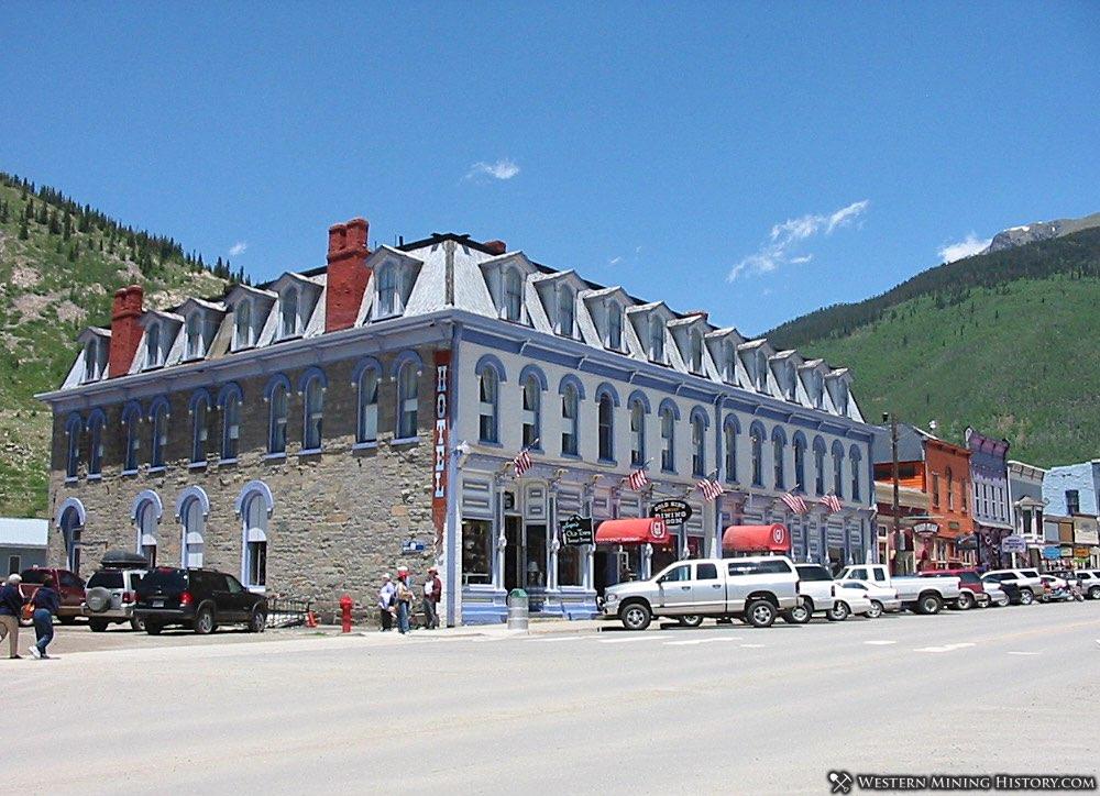 Silverton Colorado - Grand Imperial Motel