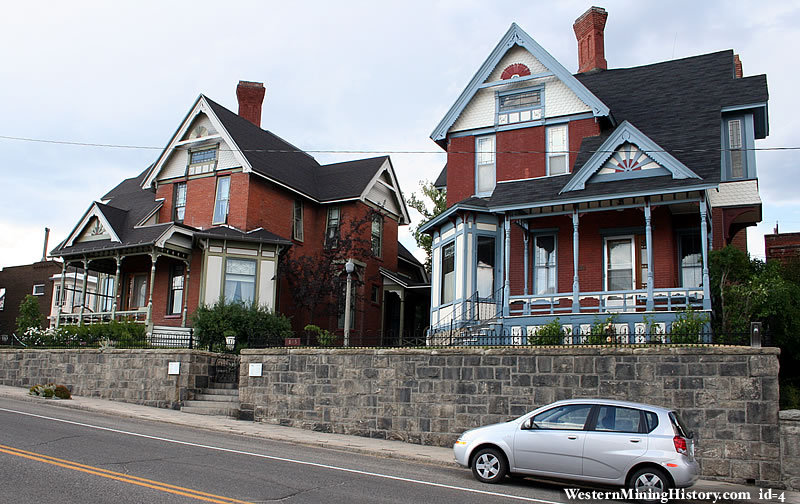 Historic Homes - Butte Montana