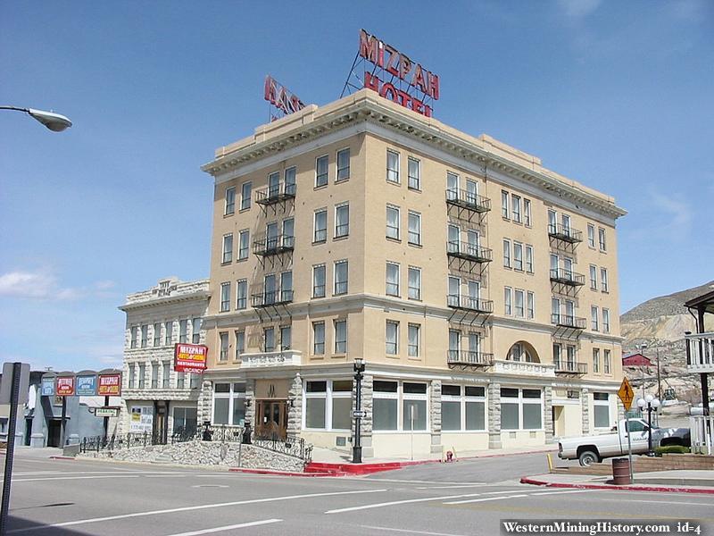 Mizpah Hotel - Tonopah, Nevada