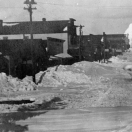 Altman Still Under Snow Fourth of July