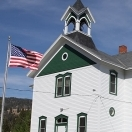 Basin School Built 1897