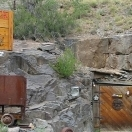 Lake City, Colorado - mine museum