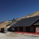 Railroad Depot at Gold Hill
