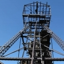 Headframe - Kelly Mine