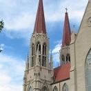 Helena, Montana - The Saint Helena Cathedral