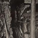 Drillers working underground in Butte mine