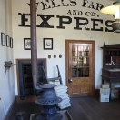 Wells Fargo Express Office - Columbia California