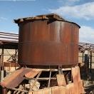 Ohio Mill - Gold Point Nevada