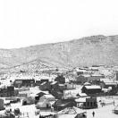 Randsburg California Winter Scene 1900