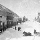 Telluride Colorado Winter of 1895-96
