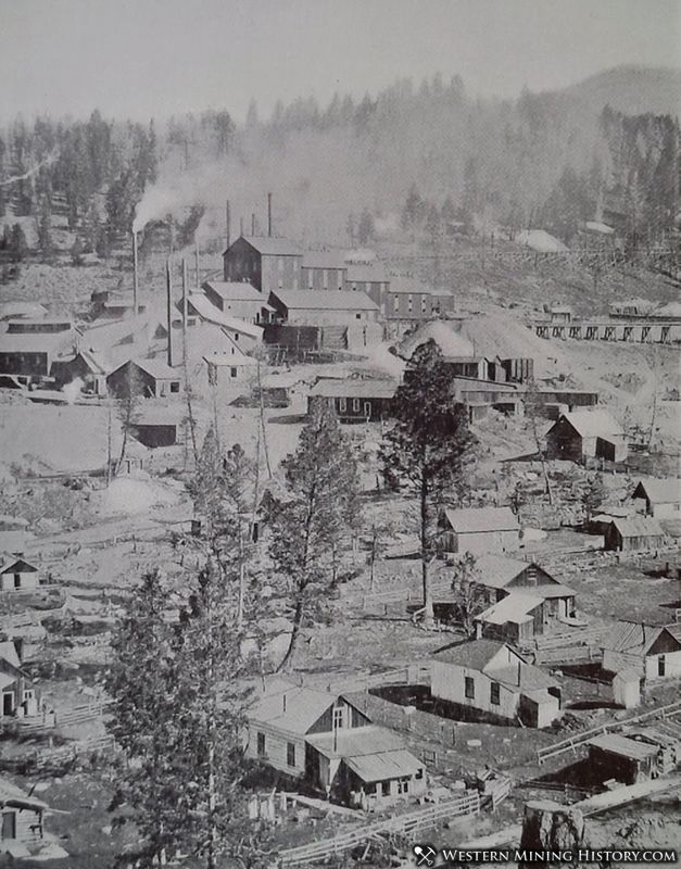 Elkhorn mine and mill