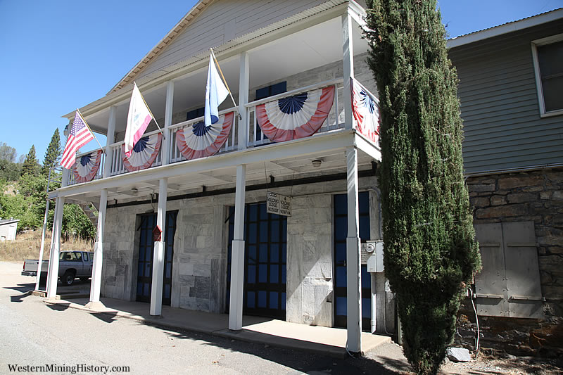 IOOF and Masons Hall - Volcano, California